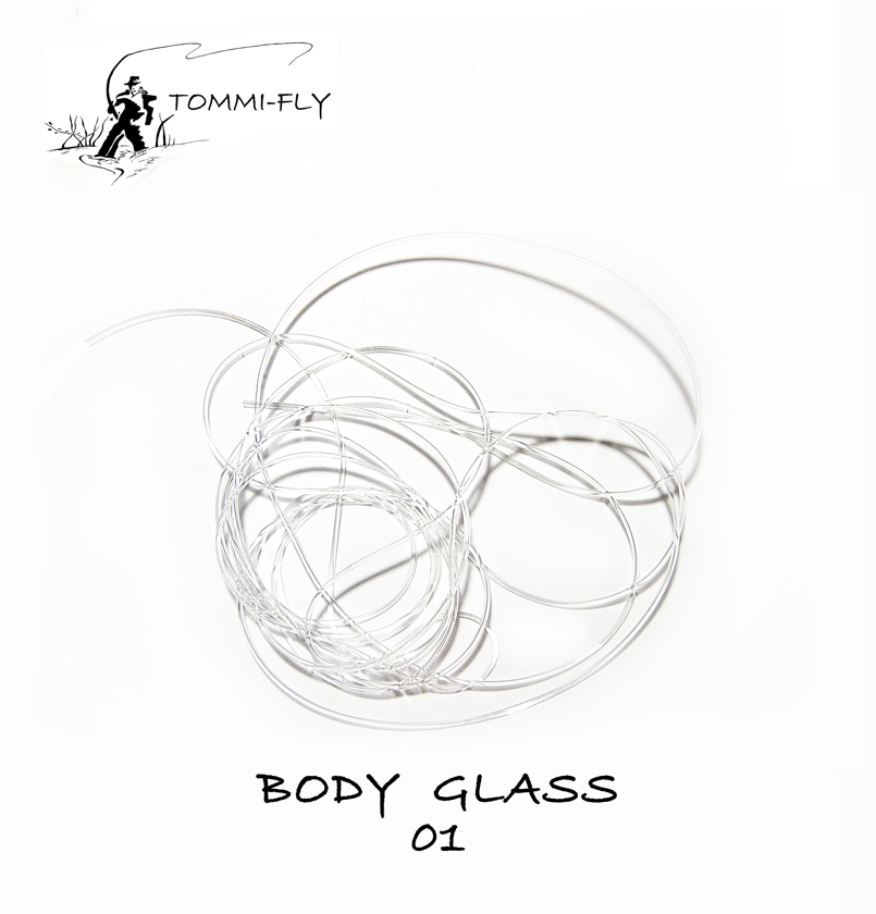 BODY GLASS - transparentní