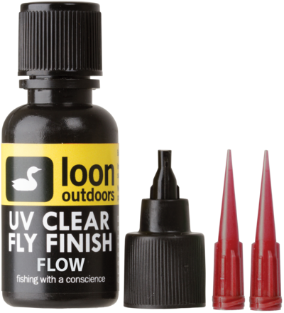 LOON Outdoors - UV Clear Fly Finish Flow