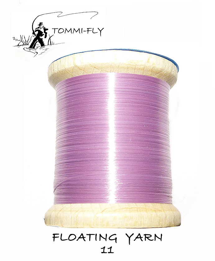 Floating thread -  claret - FLY11