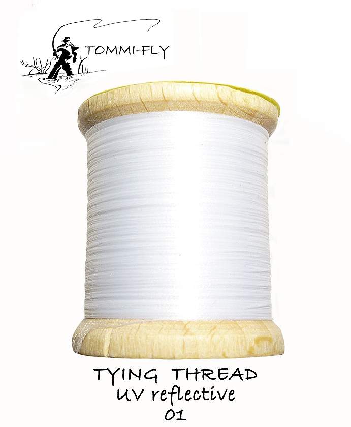 TYING THREAD UV REFLECTIVE - TUV01