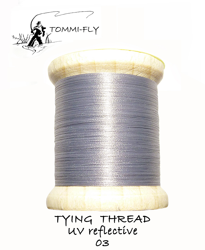 TYING THREAD UV REFLECTIVE - TUV03