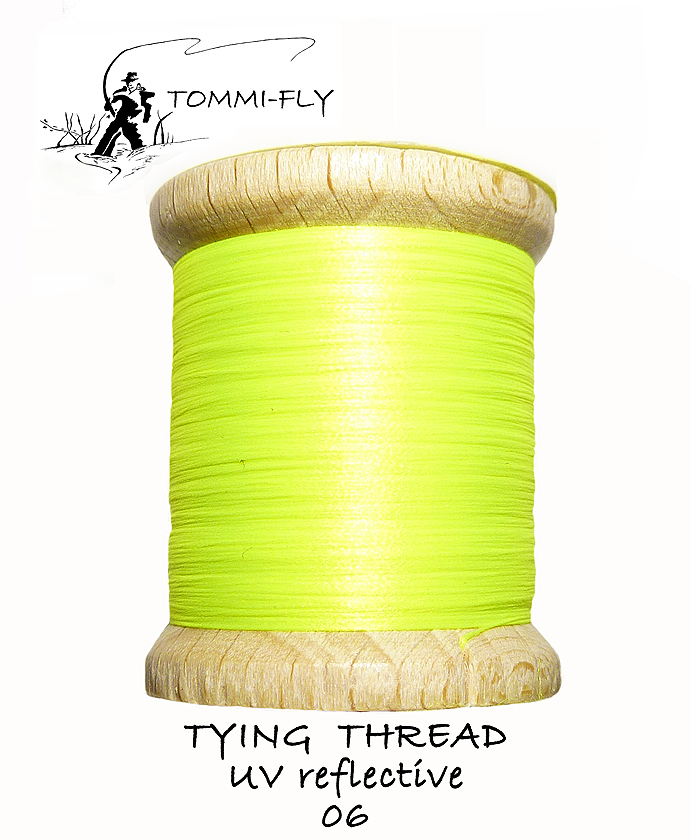 TYING THREAD UV REFLECTIVE -TUV06