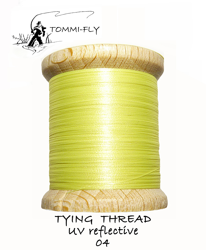 TYING THREAD UV REFLECTIVE - TUV04