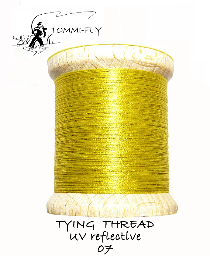 TYING THREAD UV REFLECTIVE - TUV07