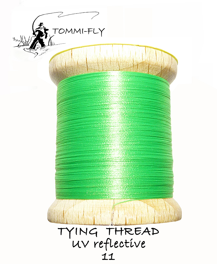 TYING THREAD UV REFLECTIVE -TUV11