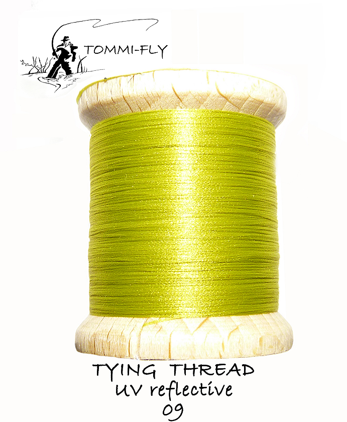 TYING THREAD UV REFLECTIVE - TUV09