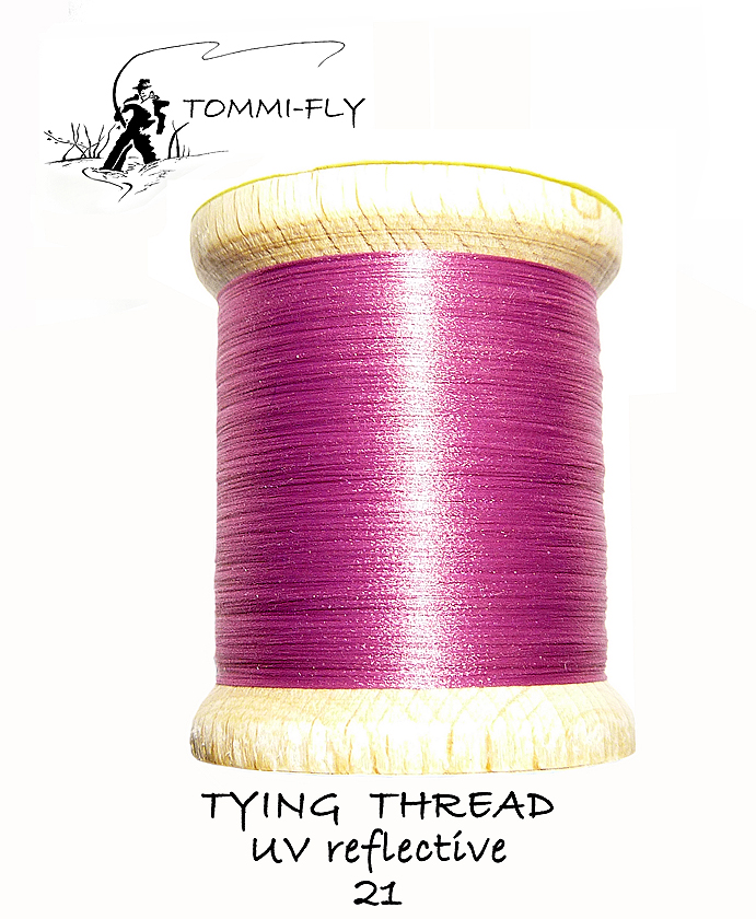 TYING THREAD UV REFLECTIVE - TUV21