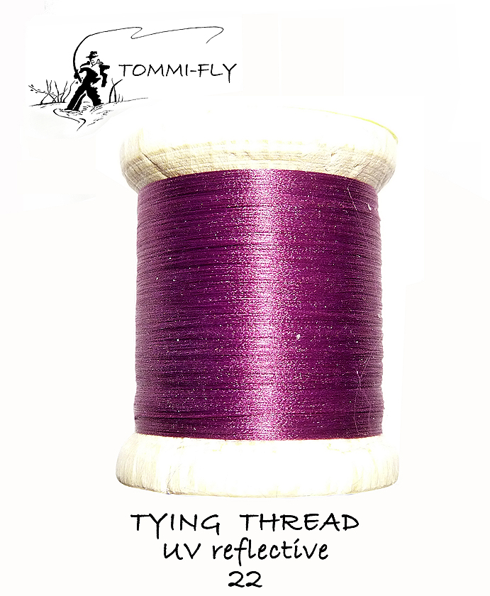 TYING THREAD UV REFLECTIVE - TUV22