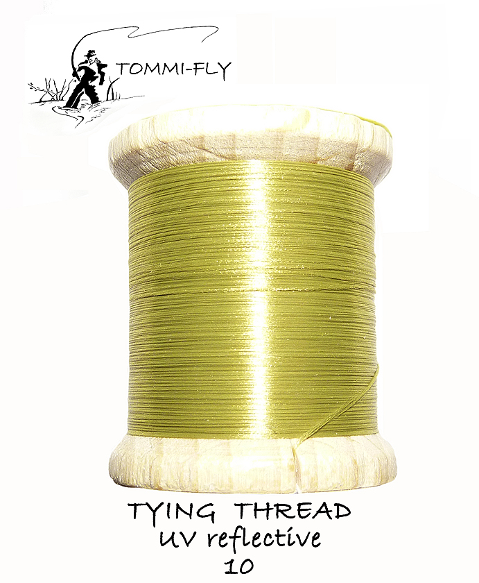 TYING THREAD UV REFLECTIVE -TUV10