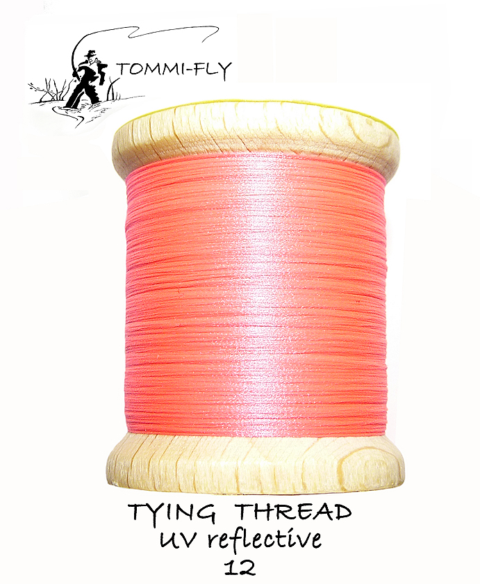 TYING THREAD UV REFLECTIVE -TUV12