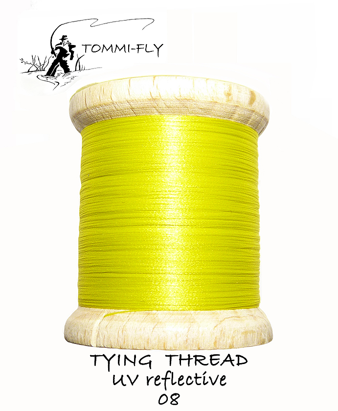 TYING THREAD UV REFLECTIVE -TUV08