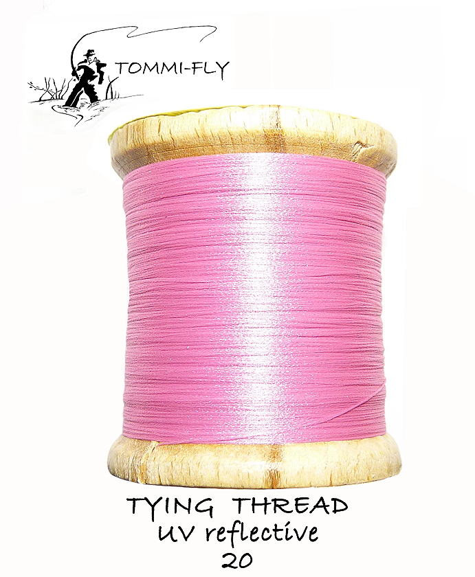 TYING THREAD UV REFLECTIVE - TUV20
