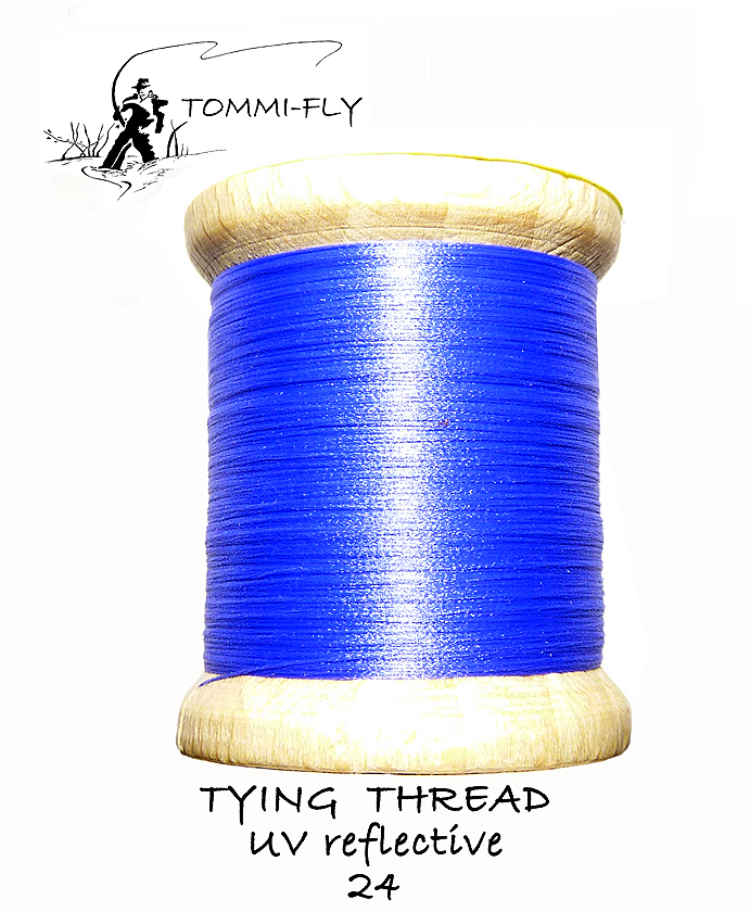 TYING THREAD UV REFLECTIVE - TUV24
