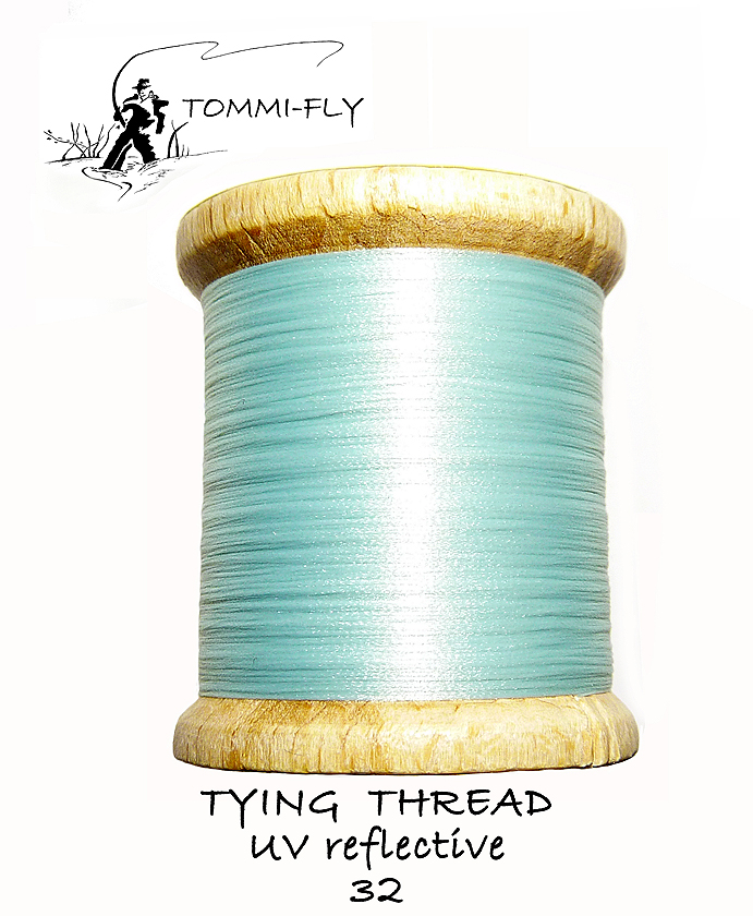 TYING THREAD UV REFLECTIVE - TUV32