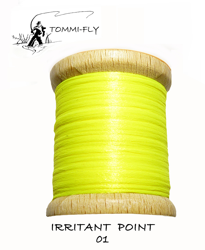 IRRITANT POINT - fluo žlutá