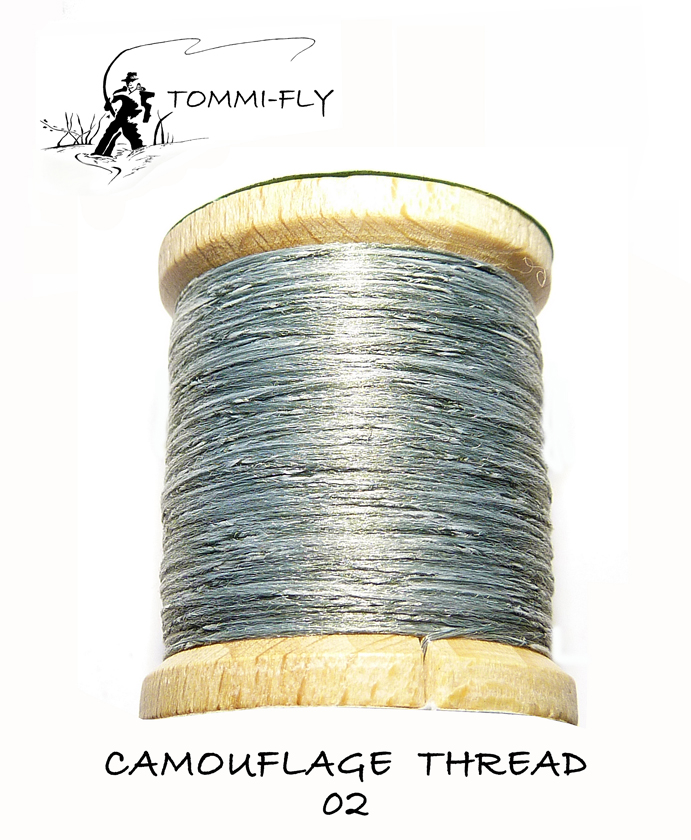 CAMOUFLAGE THREAD - CT02