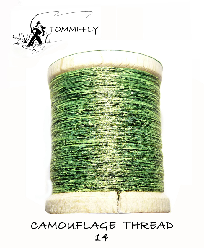 CAMOUFLAGE THREAD - CT14