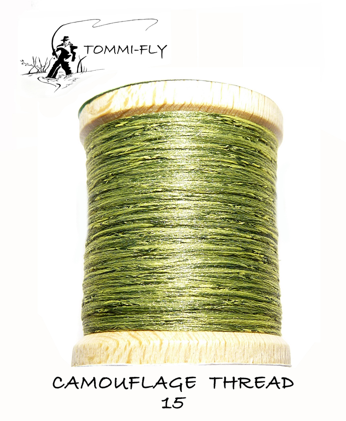 CAMOUFLAGE THREAD - CT15