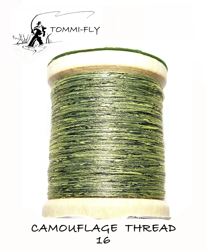 CAMOUFLAGE THREAD - CT16