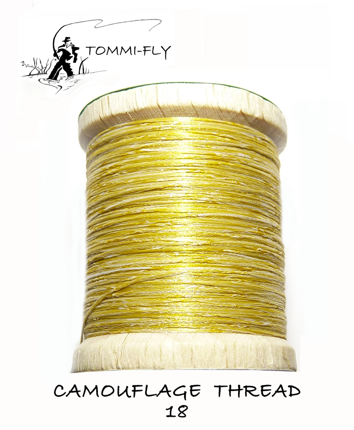 CAMOUFLAGE THREAD - CT18