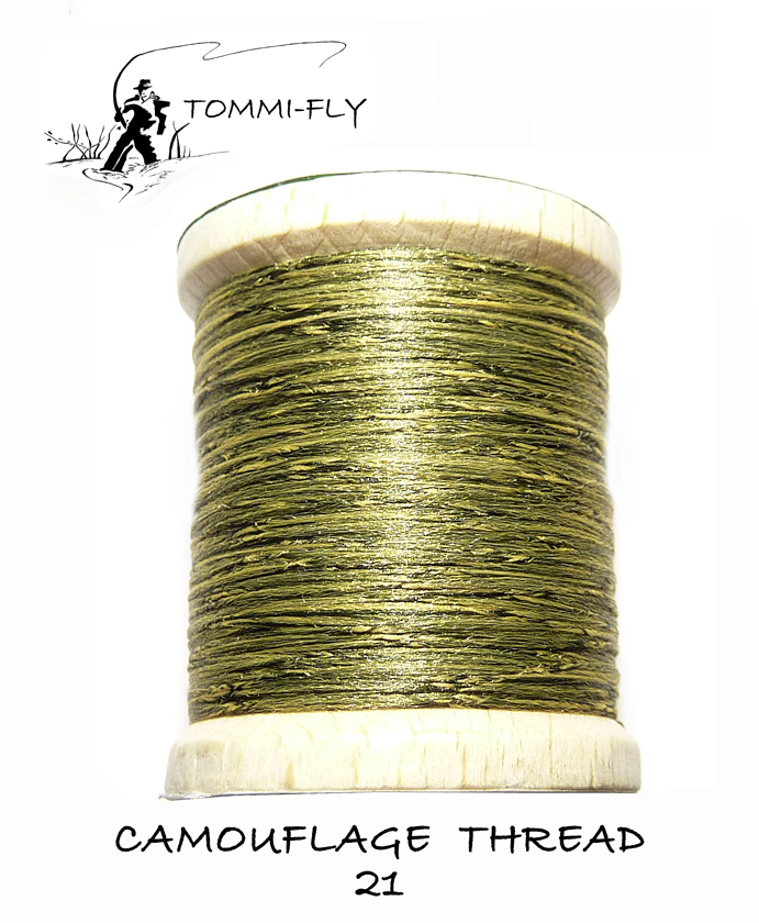 CAMOUFLAGE THREAD - CT21