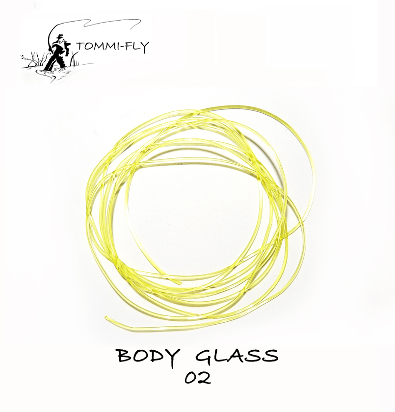 BODY GLASS - žlutá