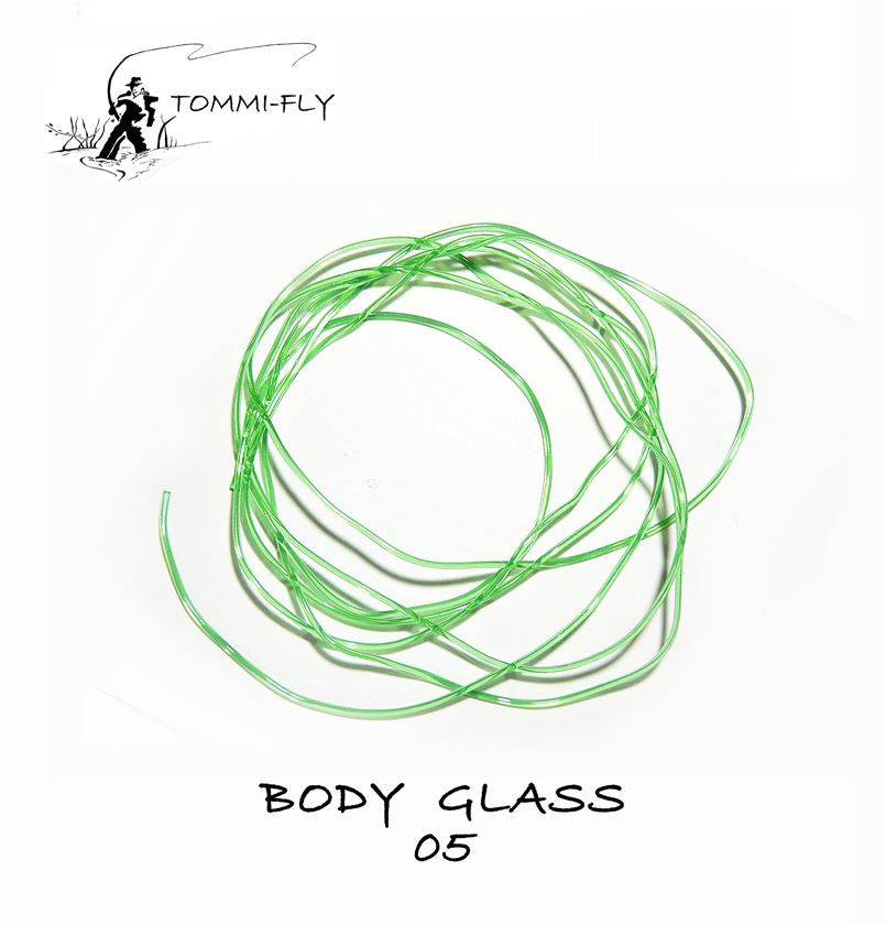 BODY GLASS - zelená