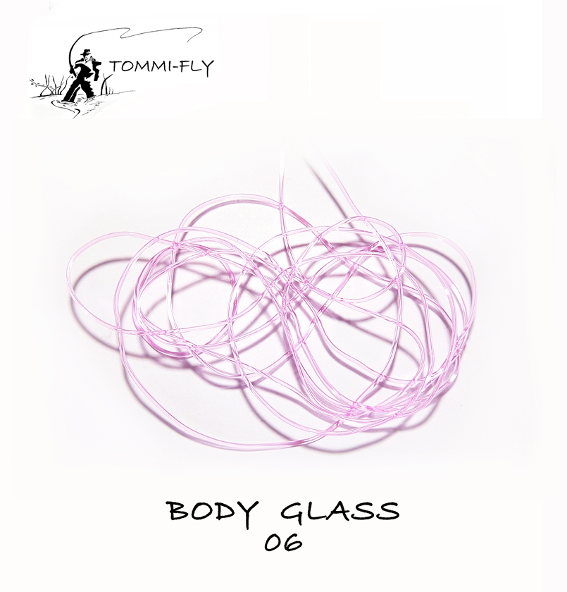 BODY GLASS - růžová