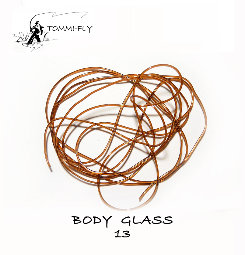 BODY GLASS - hnědá