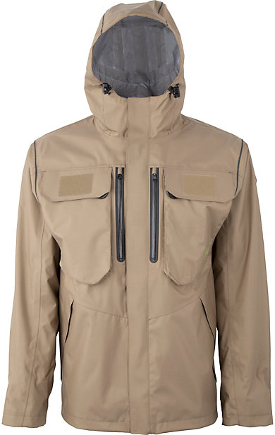HODGMAN - Aesis Shell Jacket Bronze/Black