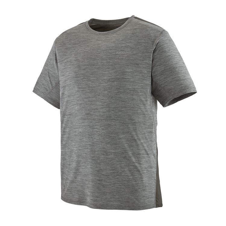 Patagonia Tričko Airchaser vel. L, Forge Grey