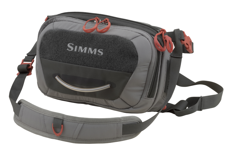 Simms Taška Freestone Chest Pack Steel