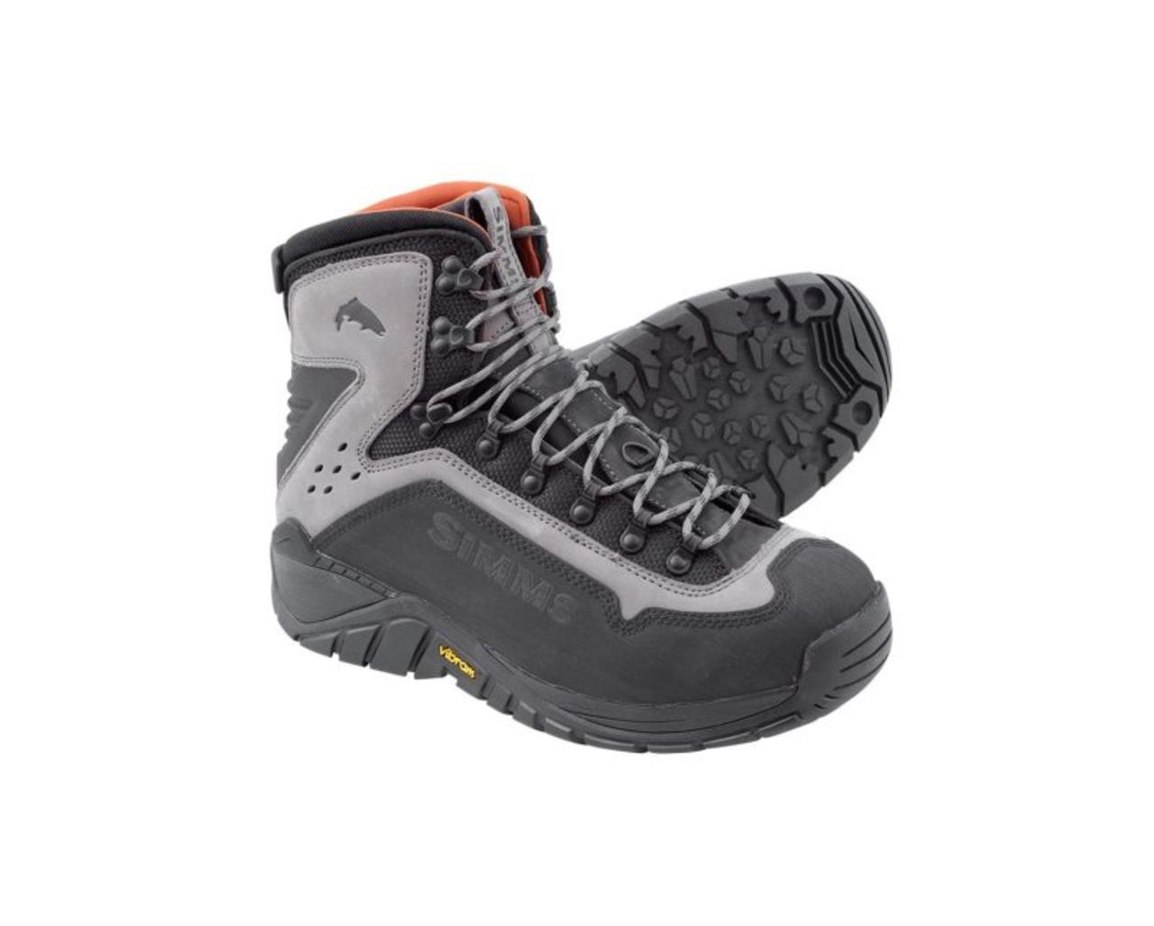 Simms Brodící boty G3 Guide Boot, Steel Grey