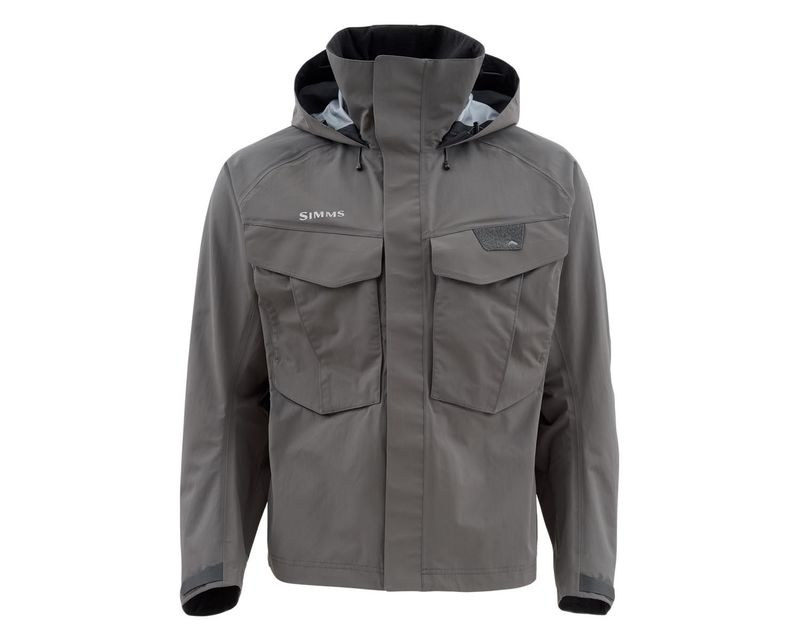 Simms Bunda Freestone Jacket, Coal