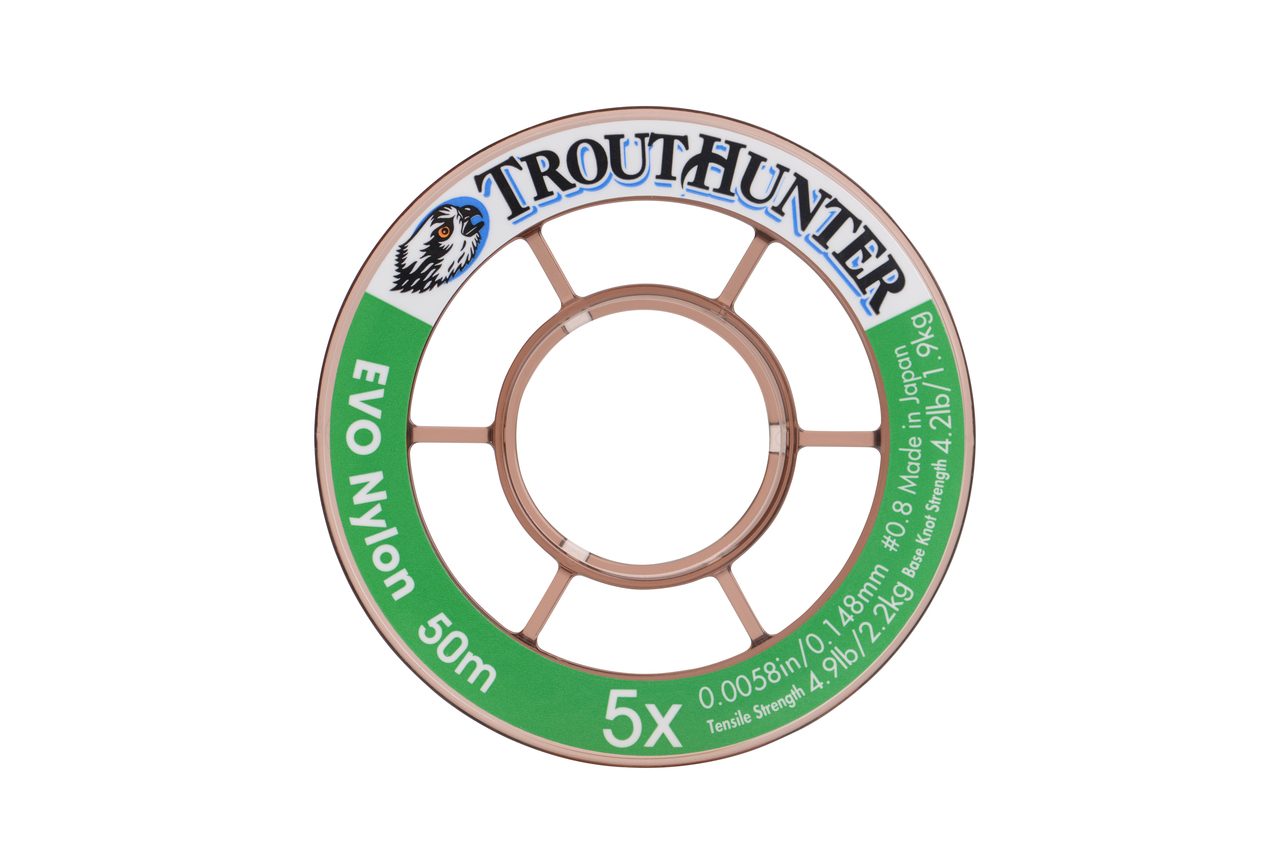 Trout Hunter Nylon EVO Tippet