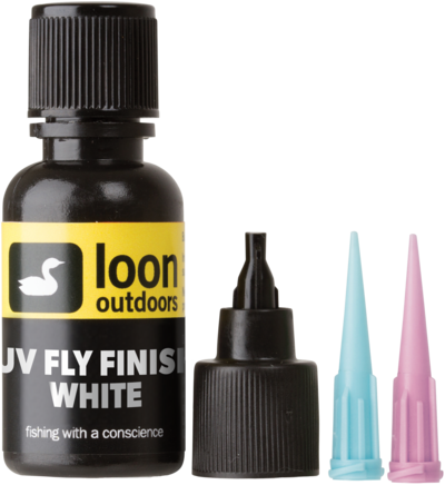 LOON Outdoors - UV Fly Finish WHITE