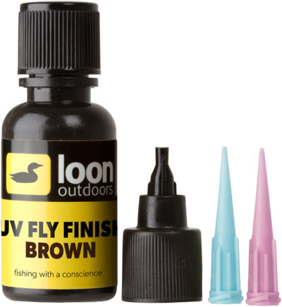 LOON Outdoors - UV Fly Finish BROWN