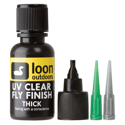 LOON Outdoors - UV Clear Fly Finish Thick