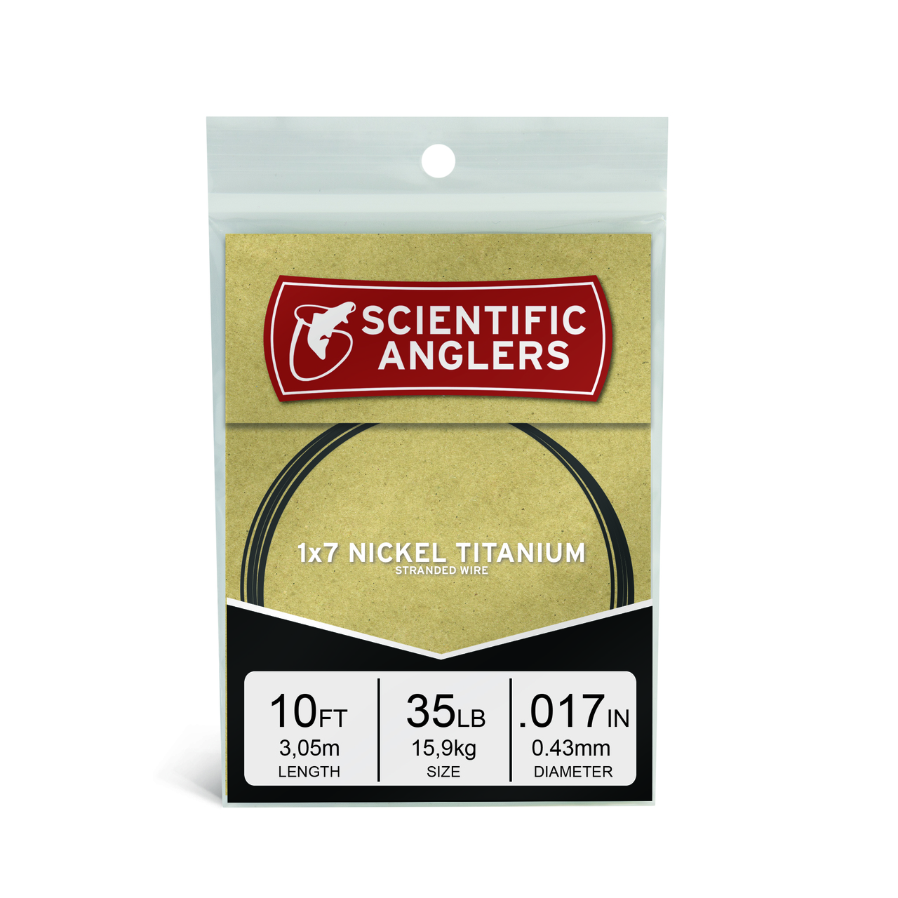 SCIENTIFIC ANGLERS NiTI Wire