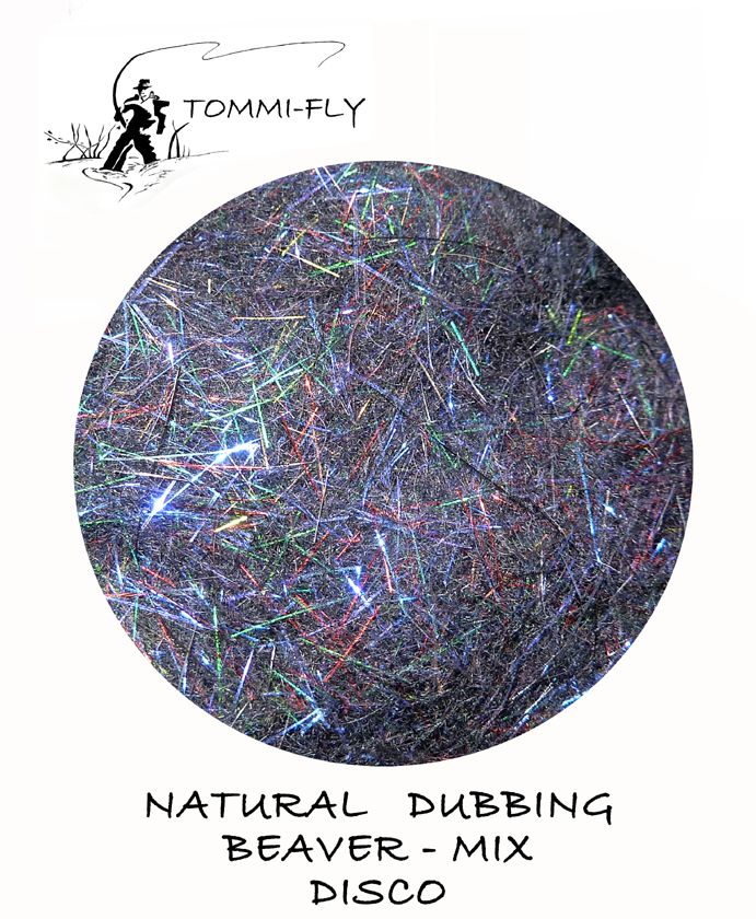 Natural dubbing mix - Bobr, Disco