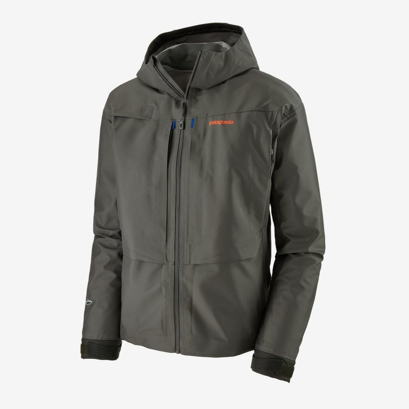 Patagonia Bunda River Salt, Grey, vel. L