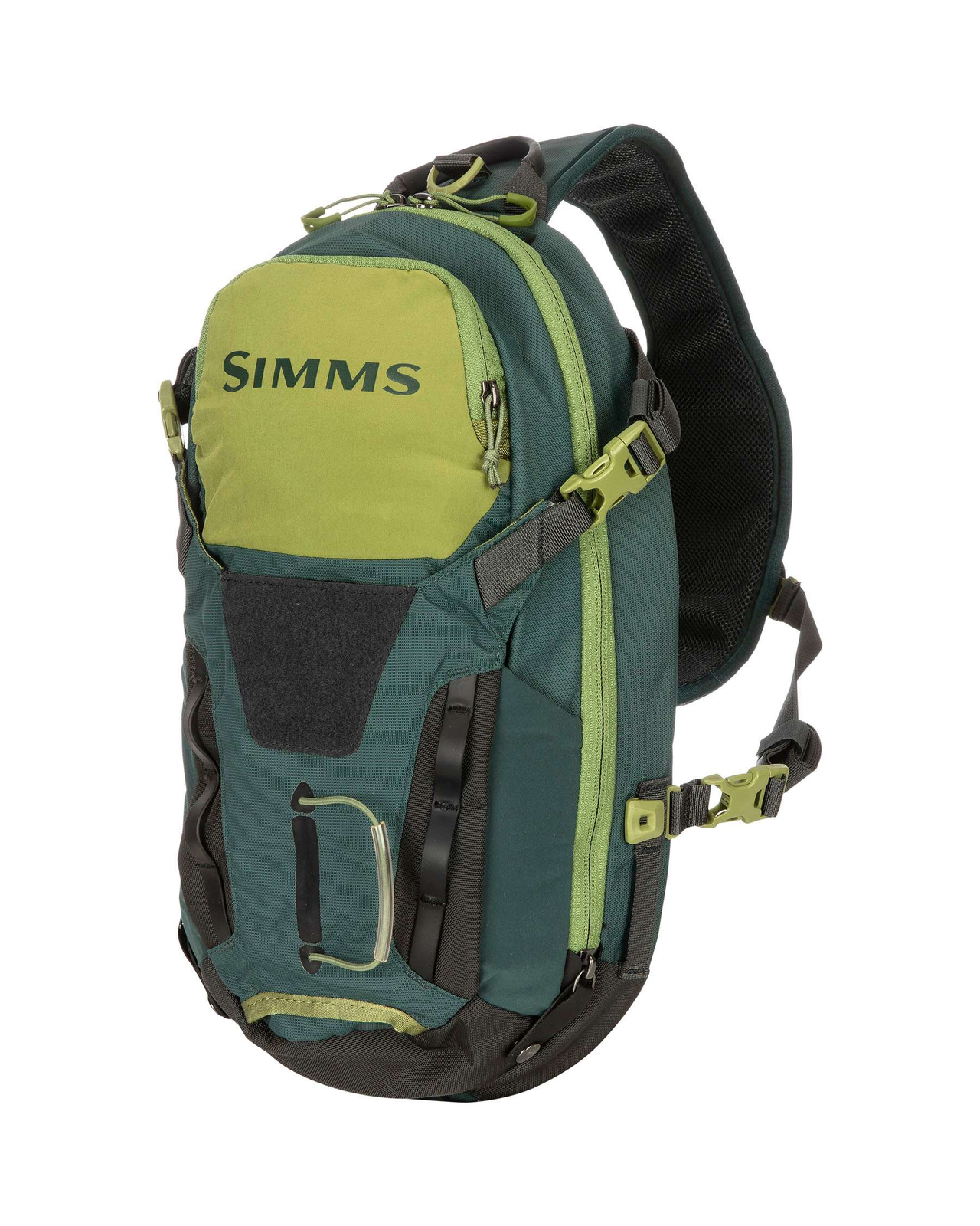 Simms Batoh Freestone Ambi Tactical Sling Pack Shadow, Green