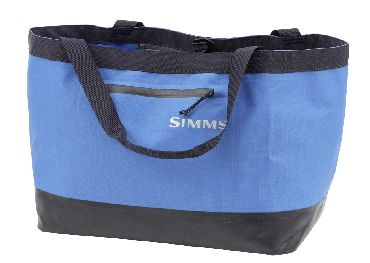 Simms Taška Dry Creek Simple Tote - 50L Pacific