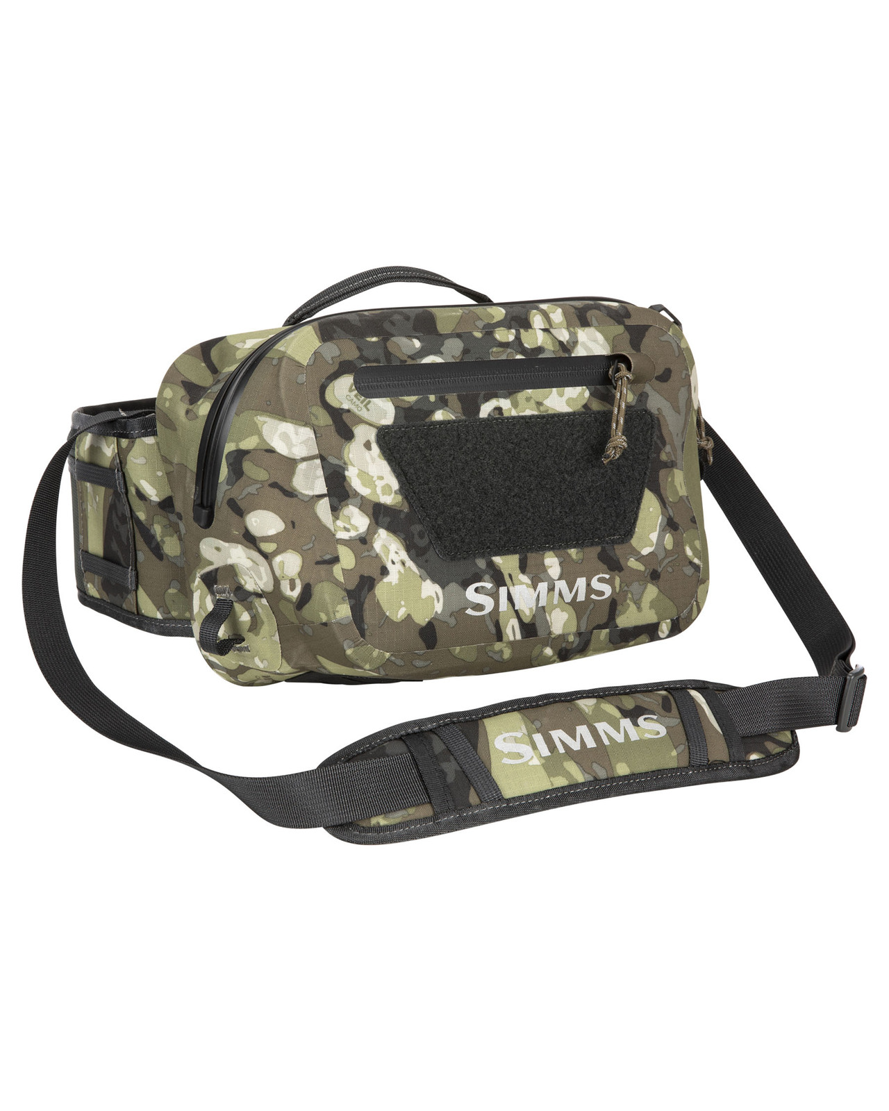 Simms Ledvinka Dry Creek Z Hip Pack, Riparian Camo