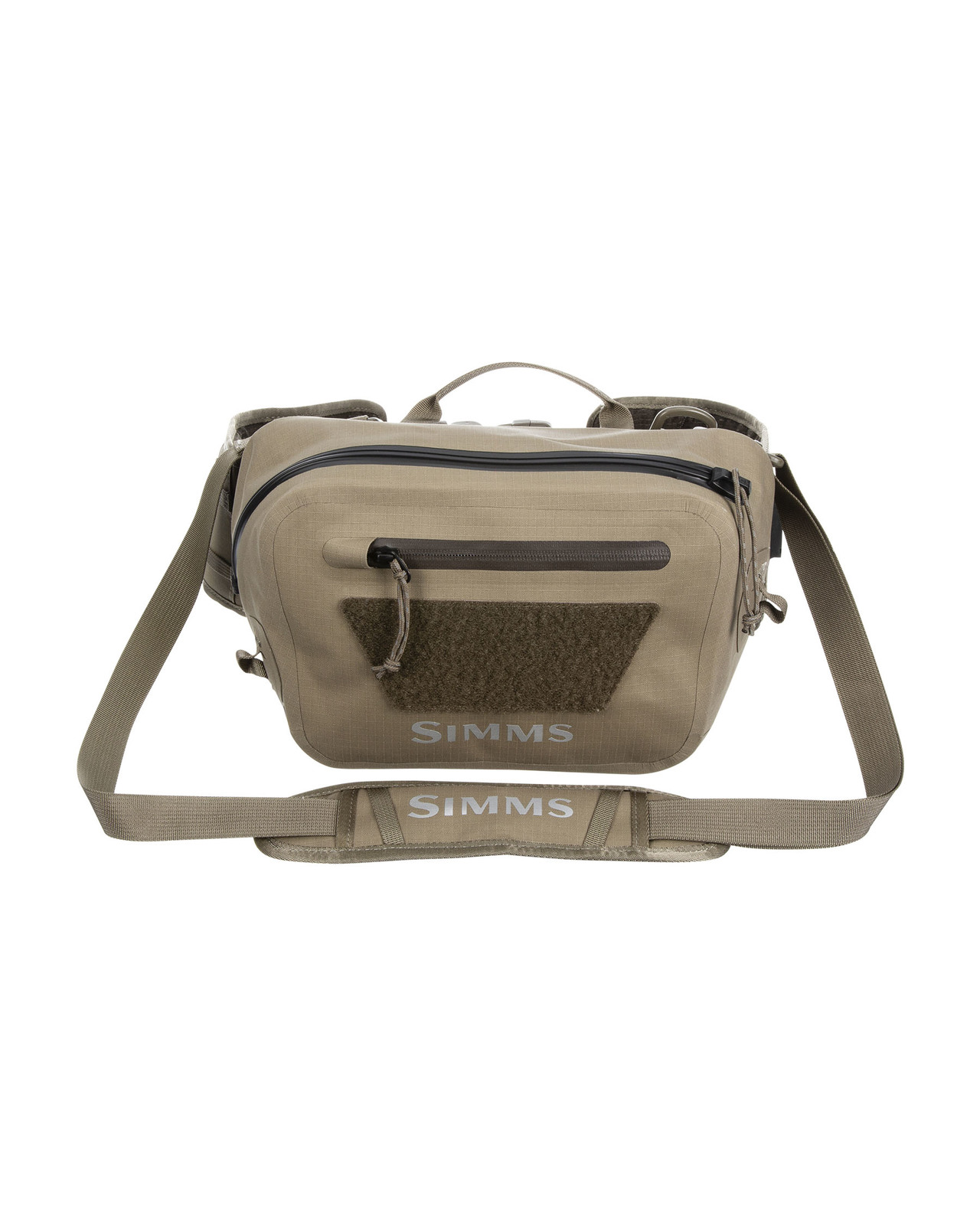 Simms Ledvinka Dry Creek Z Hip Pack, Tan