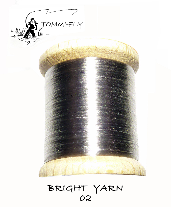 BRIGHT YARN -  šedá