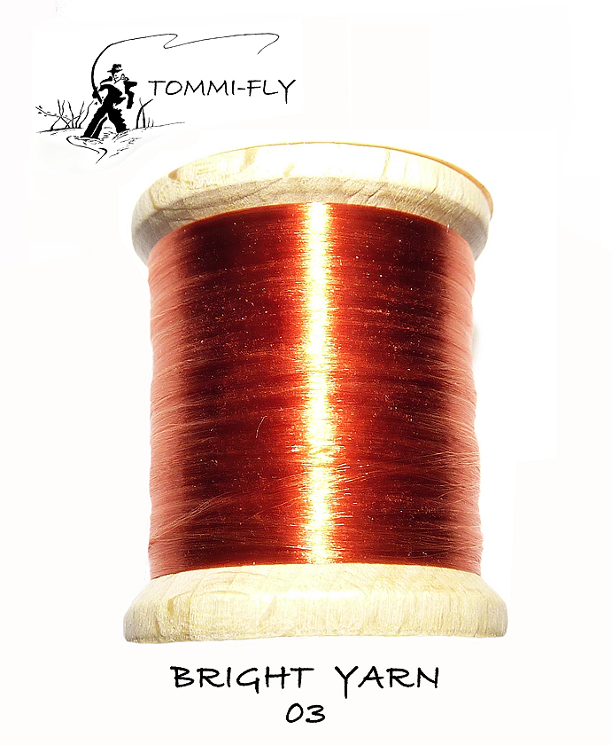 BRIGHT YARN - BY03