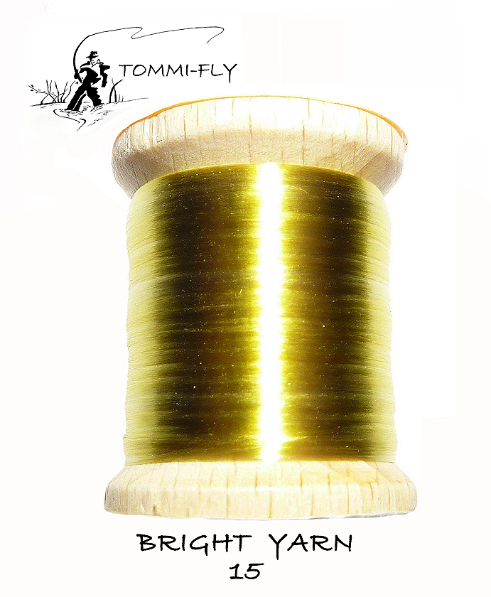 BRIGHT YARN - BY15