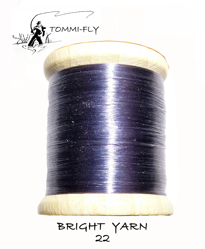BRIGHT YARN - carbon