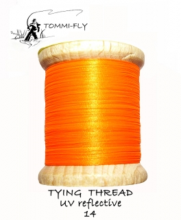 TYING THREAD UV REFLECTIVE - TUV14